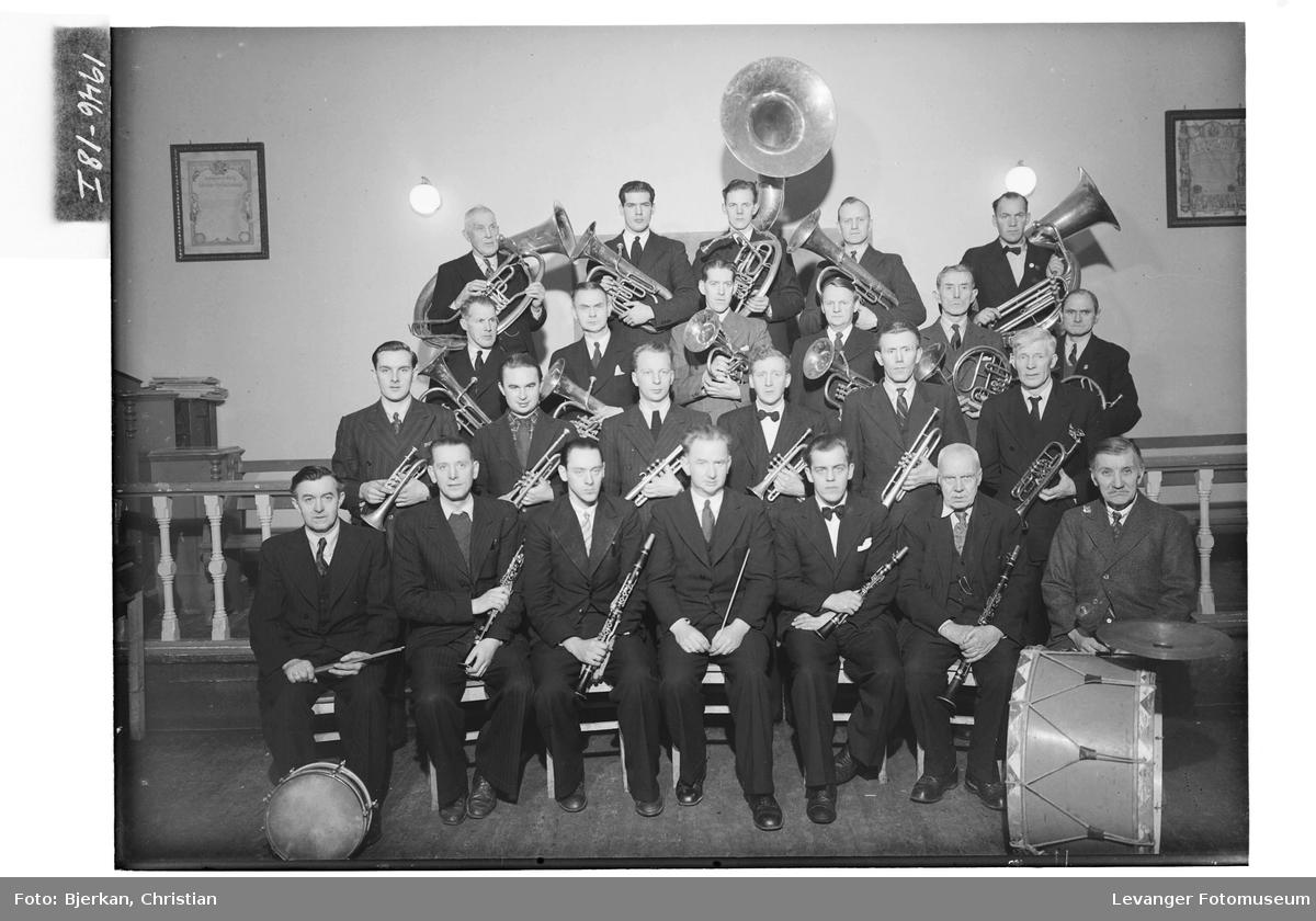 Levanger Musikkforening i 1946