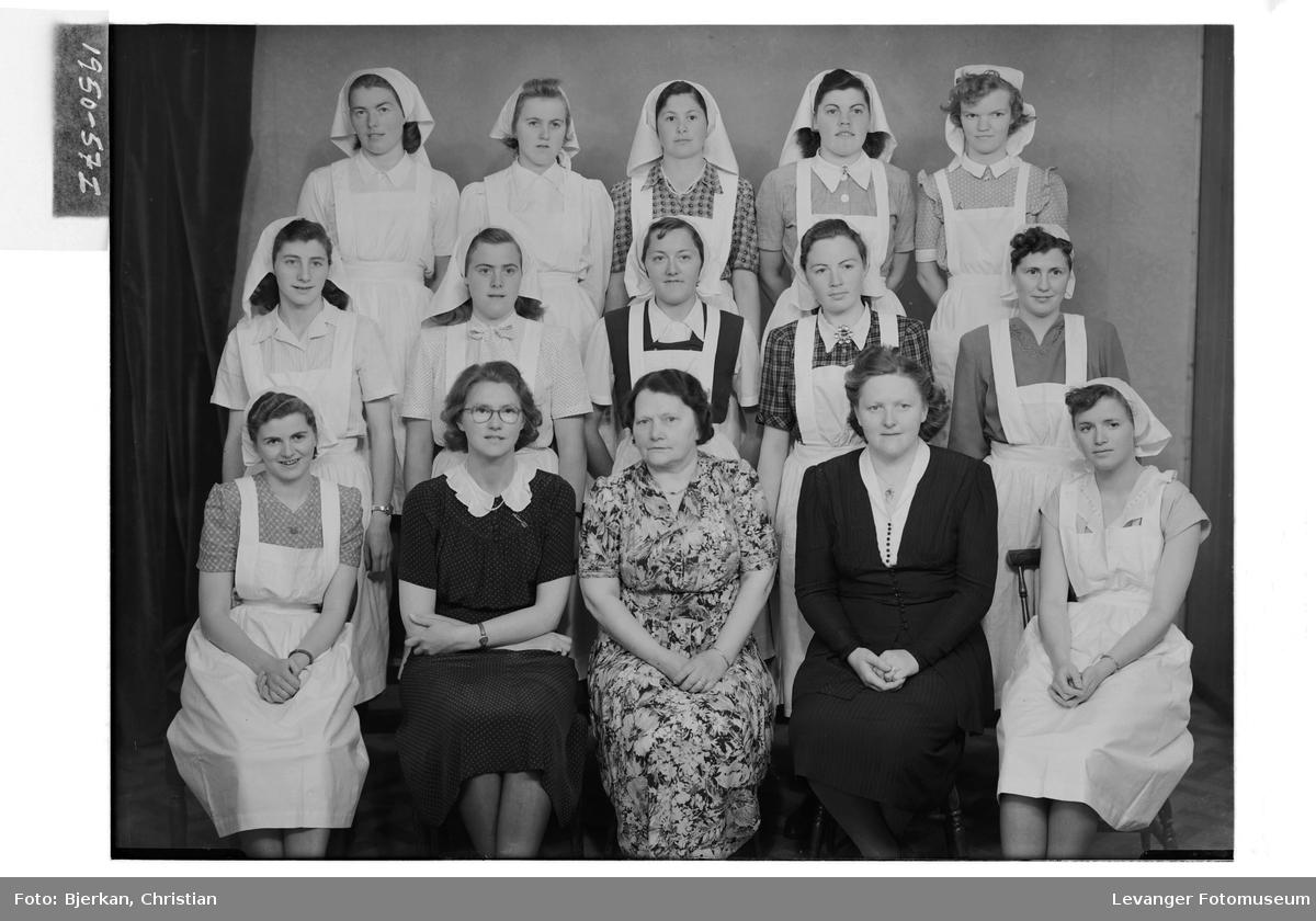 Husmorskolen i 1950