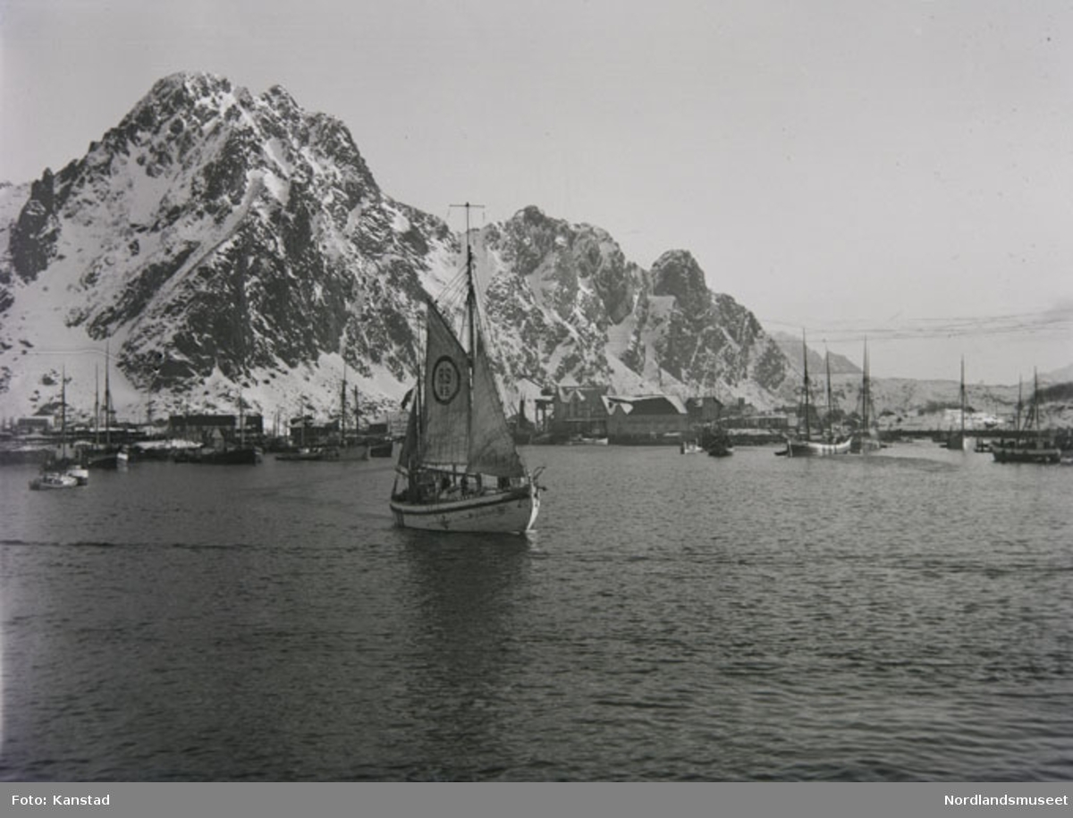 "Svolvær havn; i fgr. R/S ""Storbrand"""