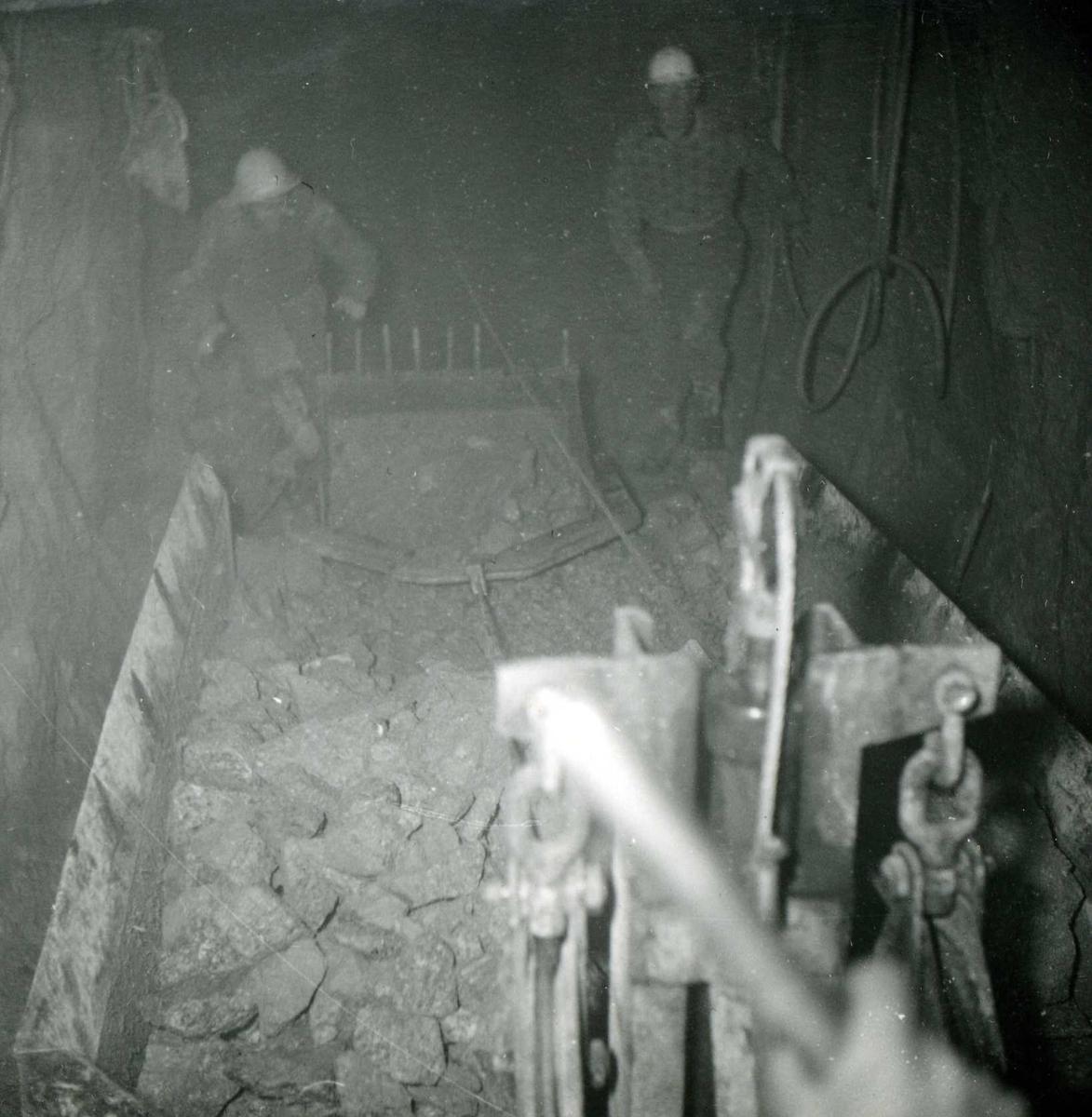 Tunneldrift Langesæ