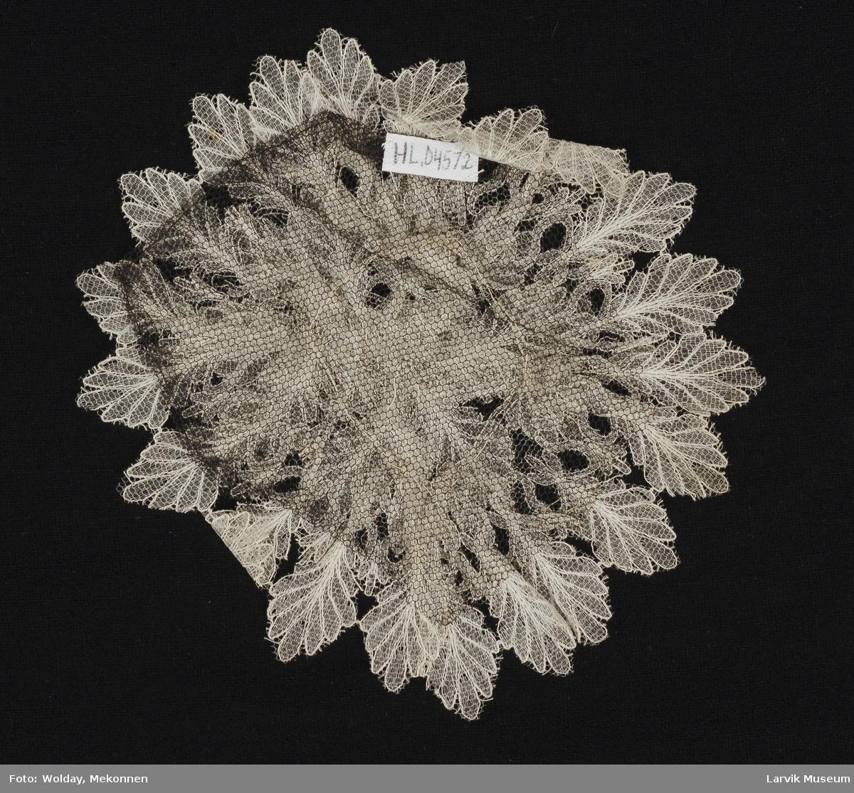 Form: Sirkel blomst
