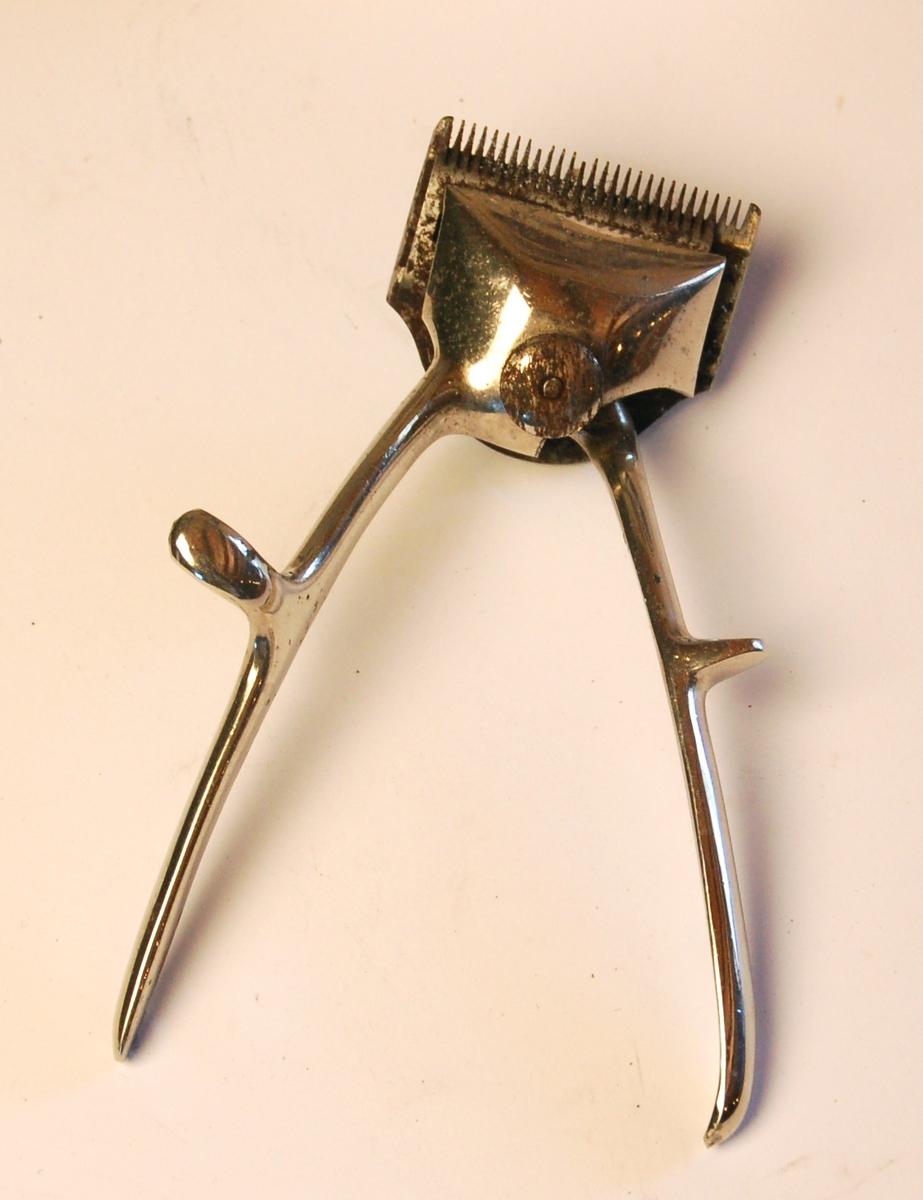 Mekanisk hårklipper