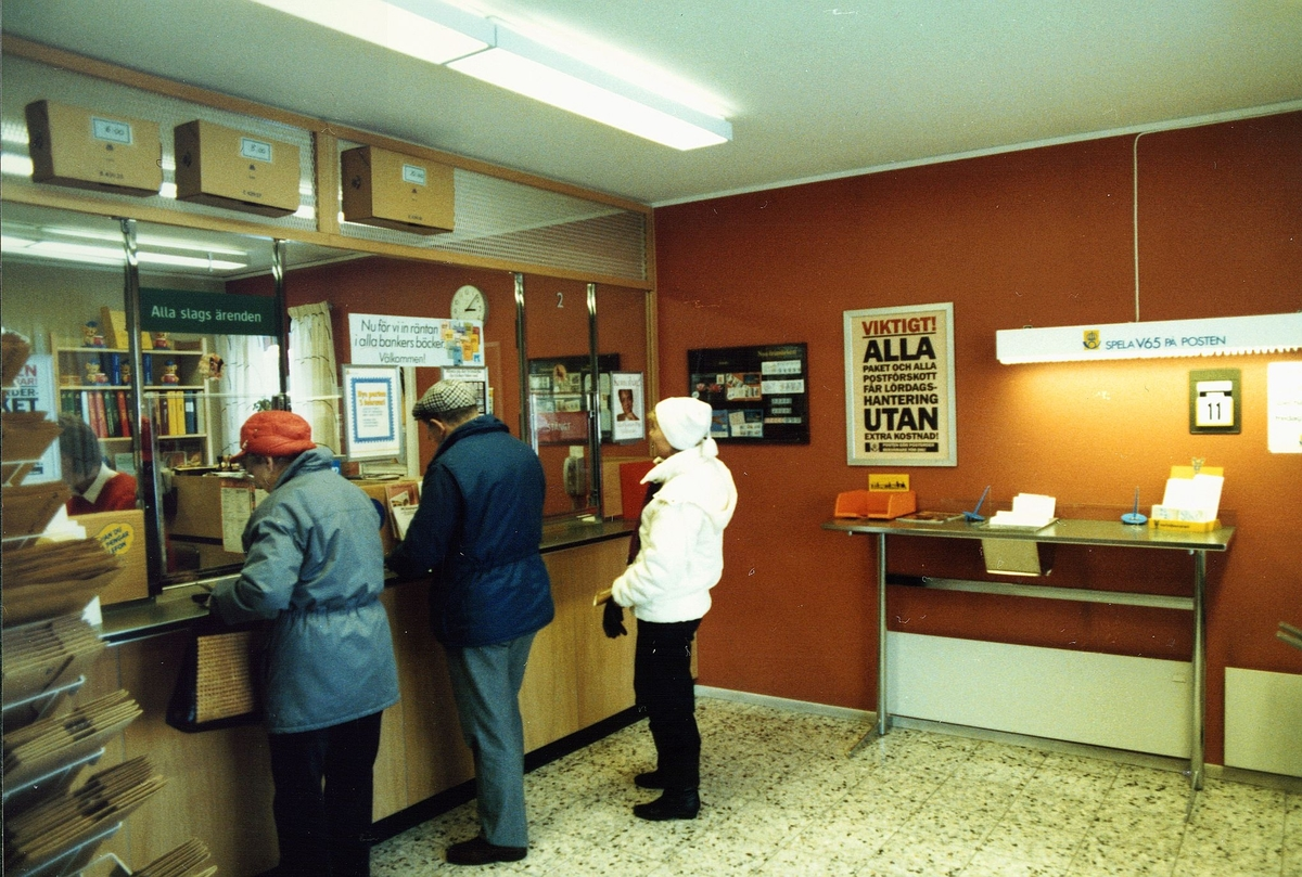 Postkontoret 840 13 Torpshammar