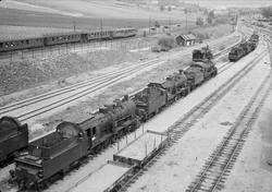 Grorud jernbaneverksted.