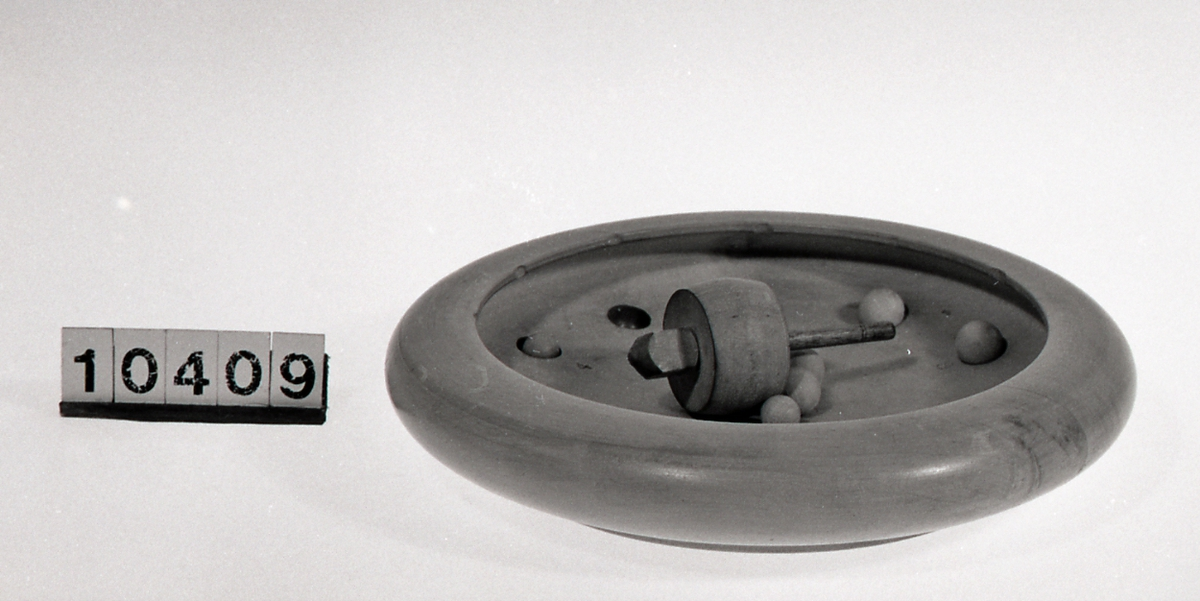 Form: sirkulært  tverrsnitt