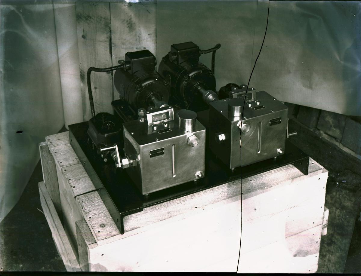 Utstilling - maskin