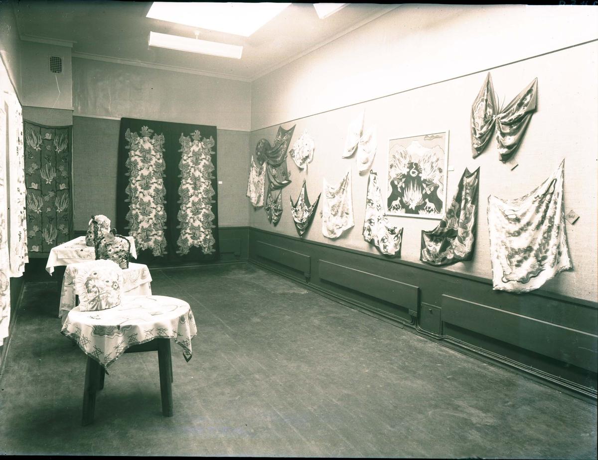 Utstilling i kunstforeningen.