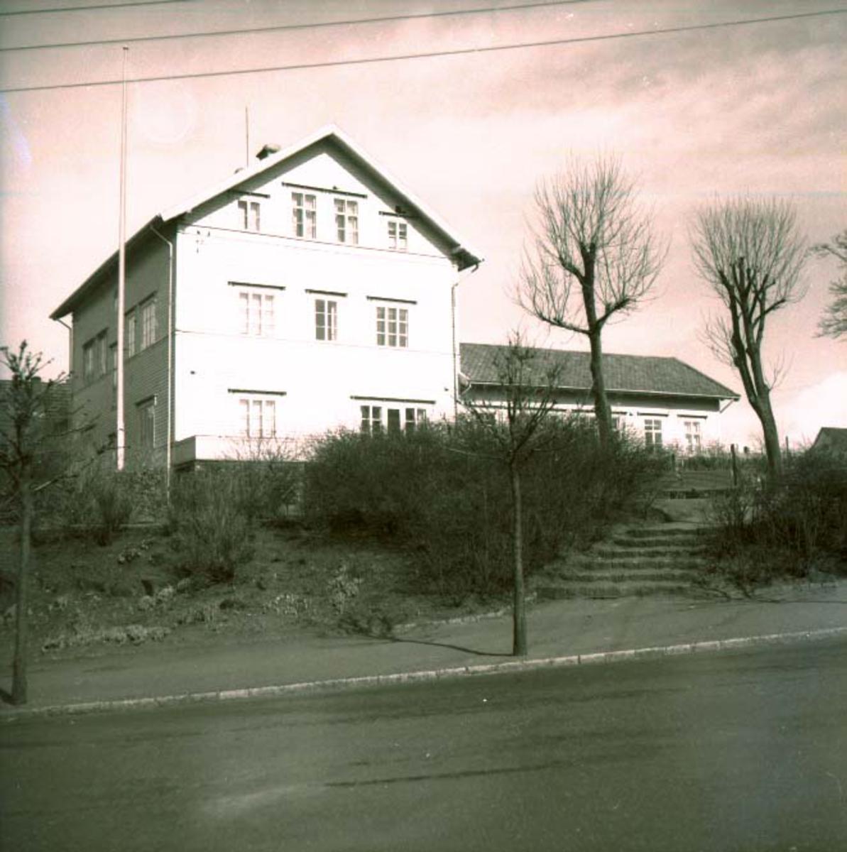 Eksteriør - Husmorskolen.Husmorskolen i Haugesund.