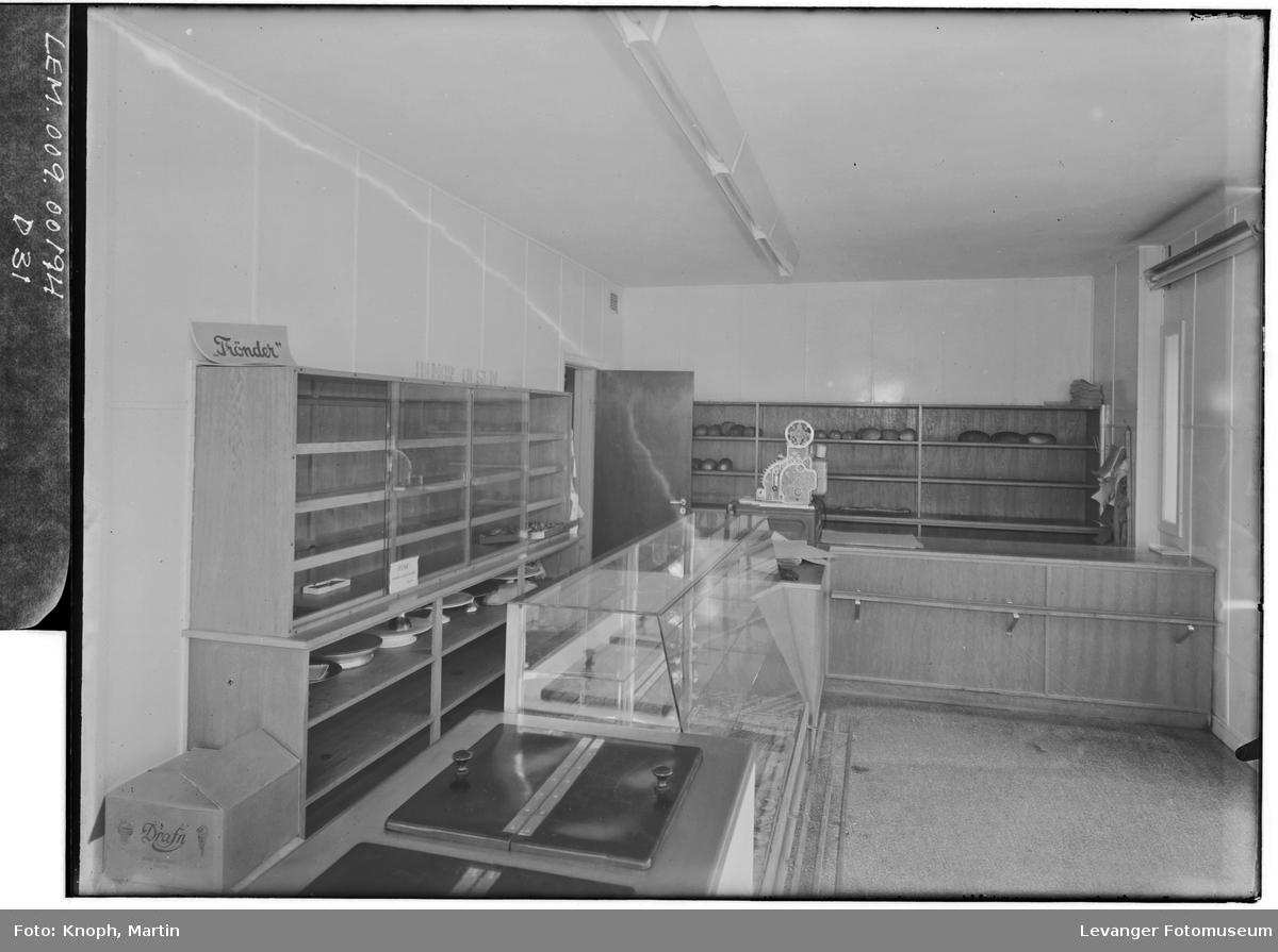 Hilmar Olsens Bakeri på Nordsia, Steinkjer II