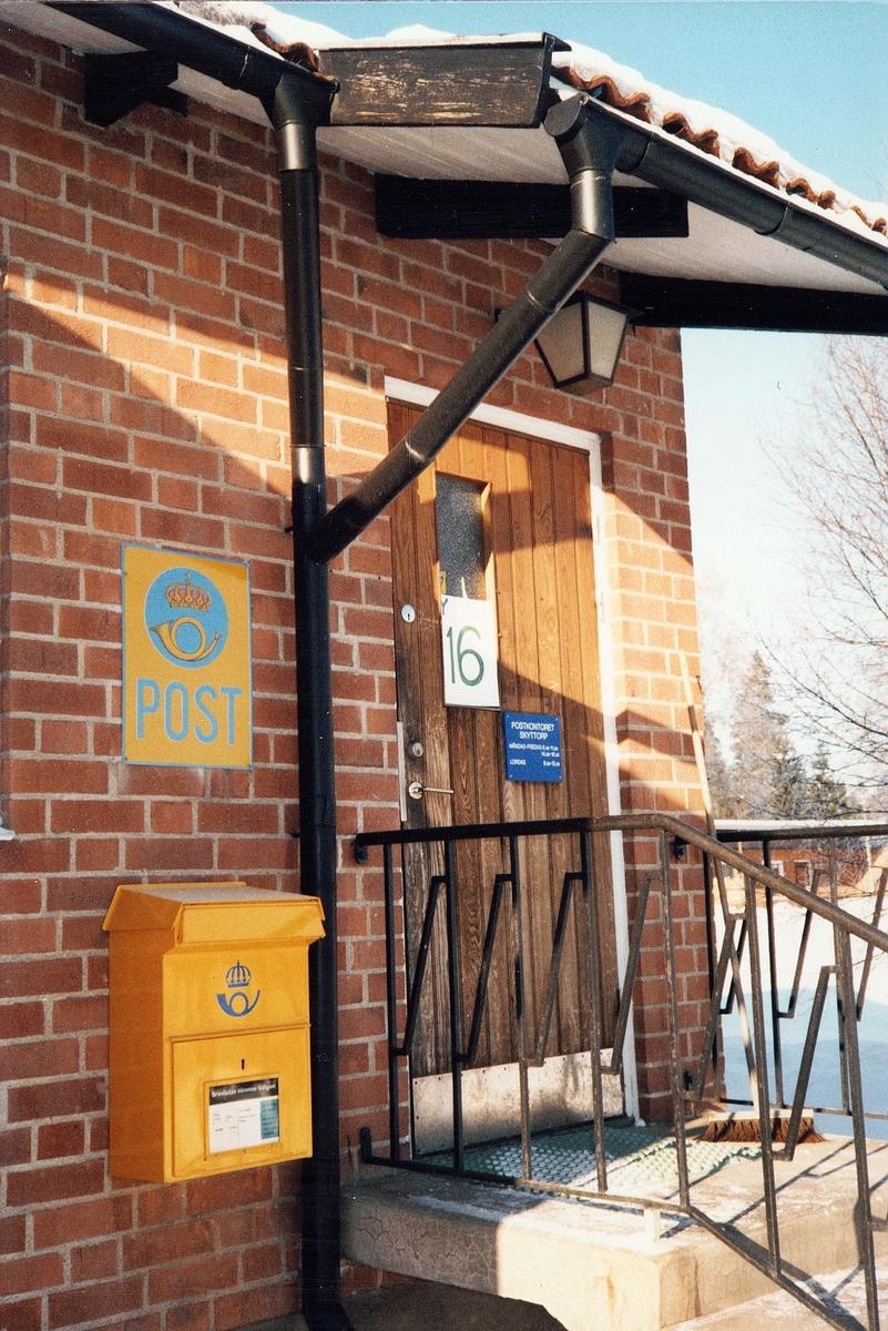 Postkontoret 740 34 Skyttorp