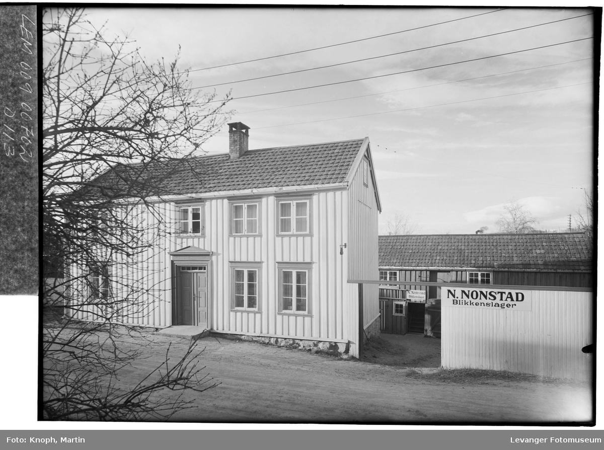 Blikkenslager N. Nonstad, Steinkjer  III