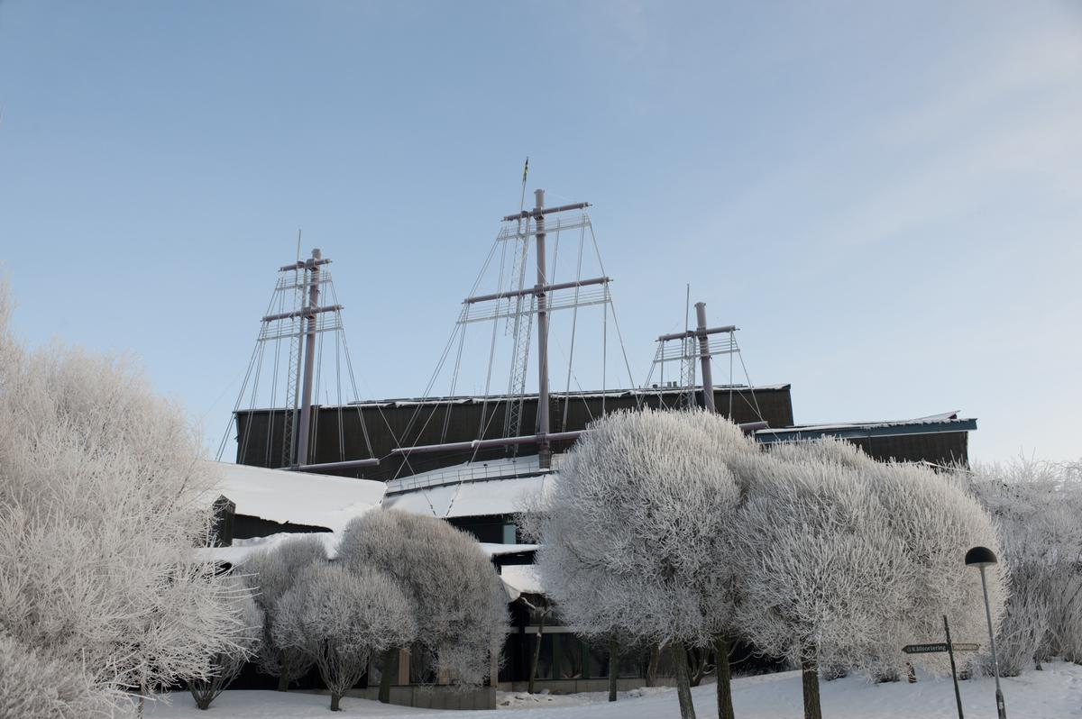 Vinter 2010 Vasamuseet