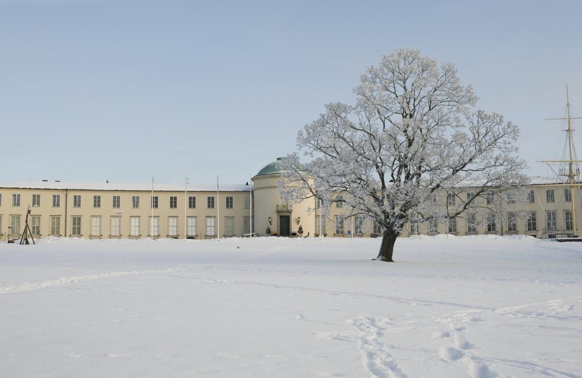 Vinter, Sjöhistoriska museet