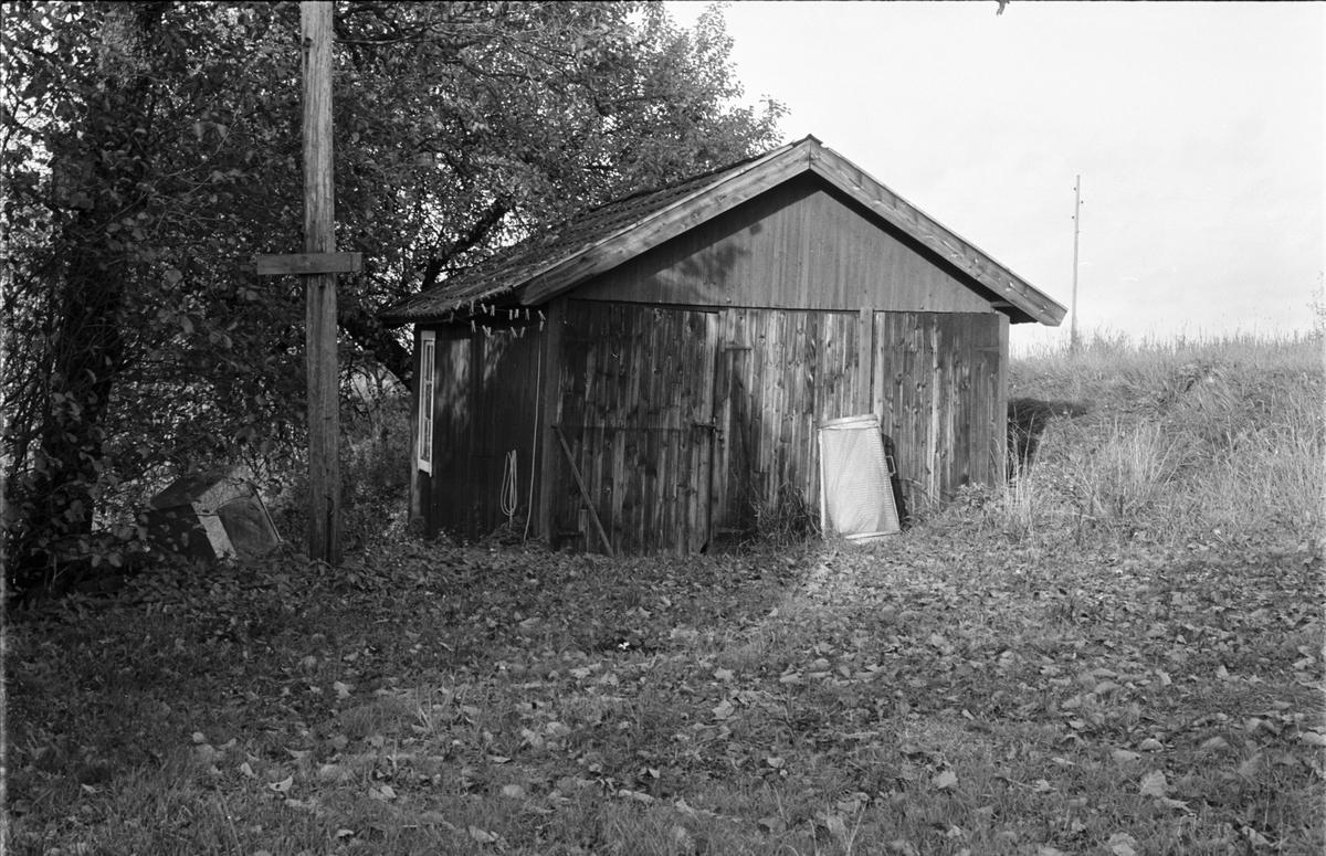 Uthus, Holmbro kvarn, Onsike 2:3, Skogs-Tibble socken, Uppland 1985