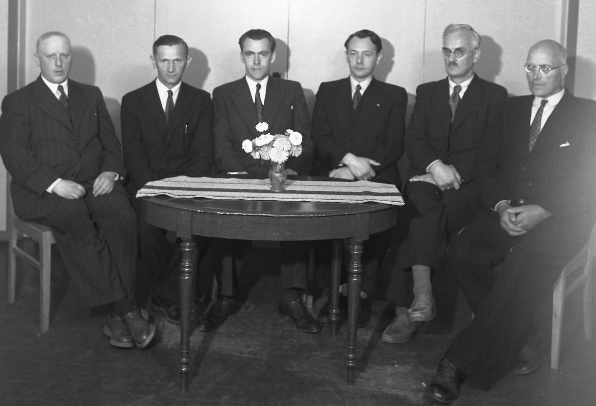 Jubileum Vesterålens Kraftlag 1952