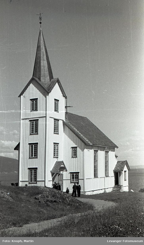 Vestvik kirke.
