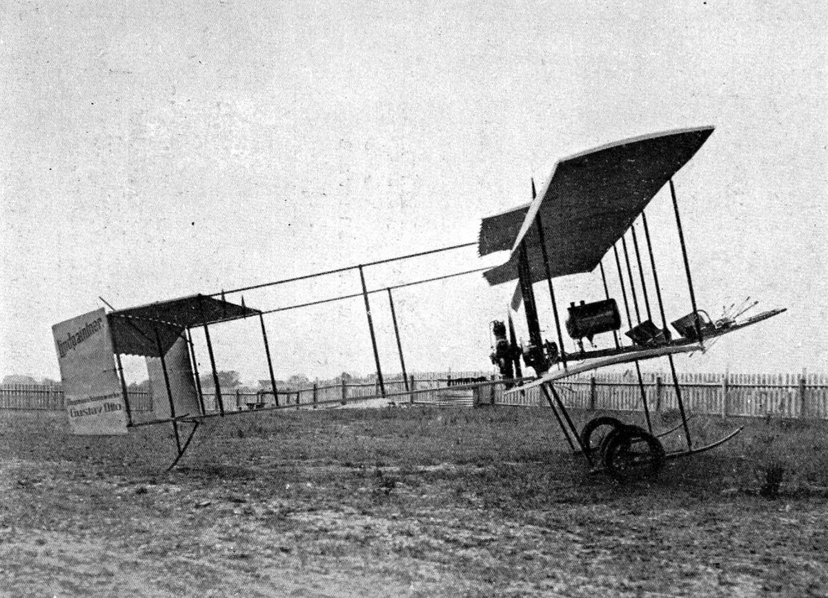 """Utklipp: Ett fly på bakken, Otto """"Lendpainter."""