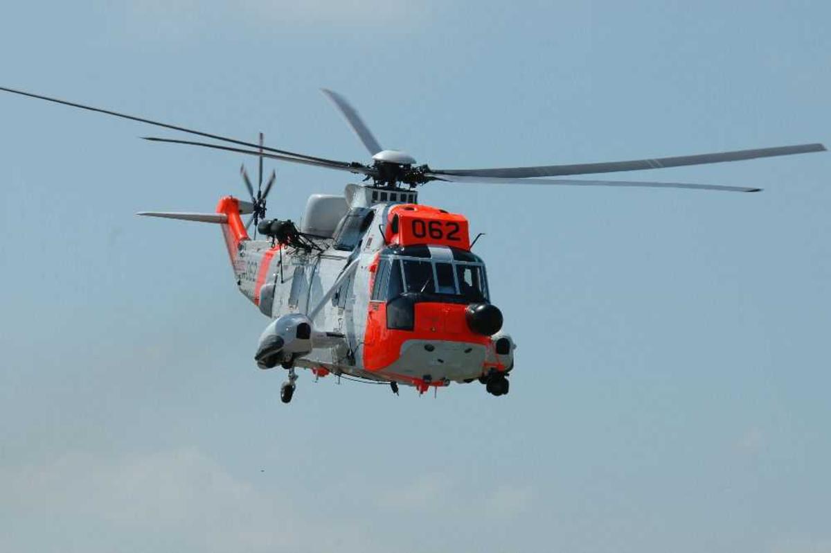 Helikopter Westland Sea King