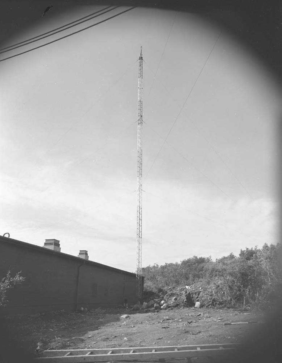 Amerikansk radiostasjon.