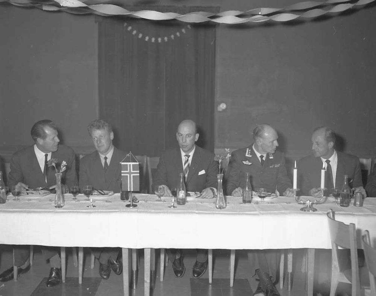 Statsråd Harlem's besøk i Bodø.