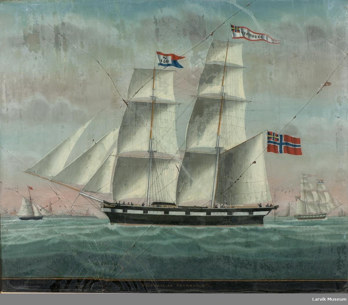Victoria av Arendal