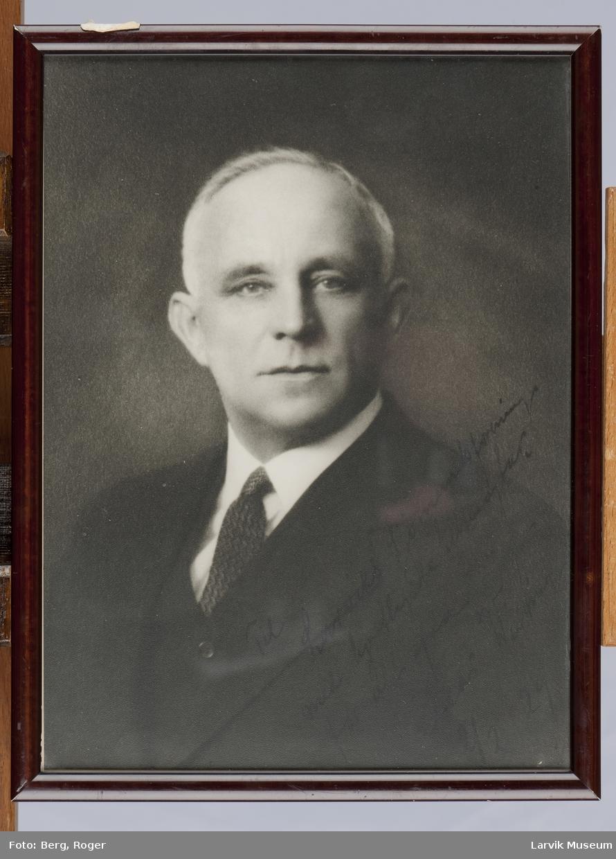 Kaptein Oscar Wisting.