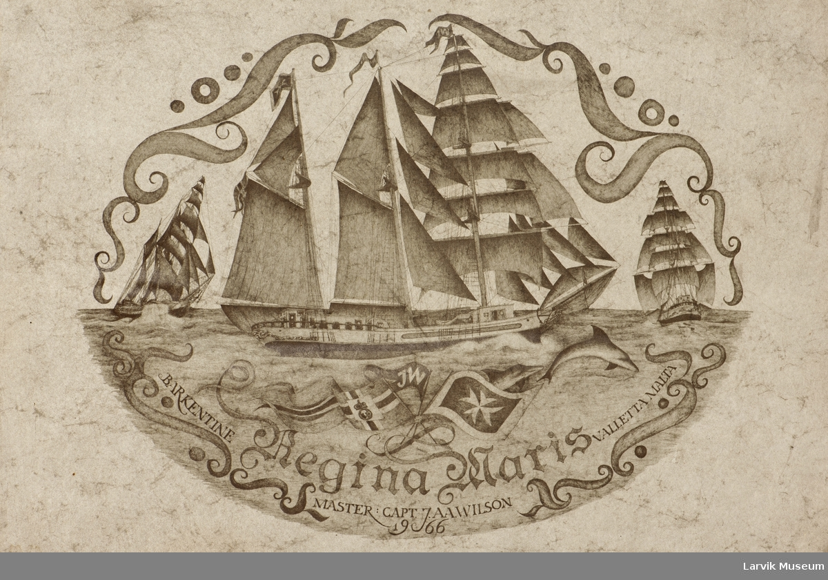 Skonnertskipet Regina