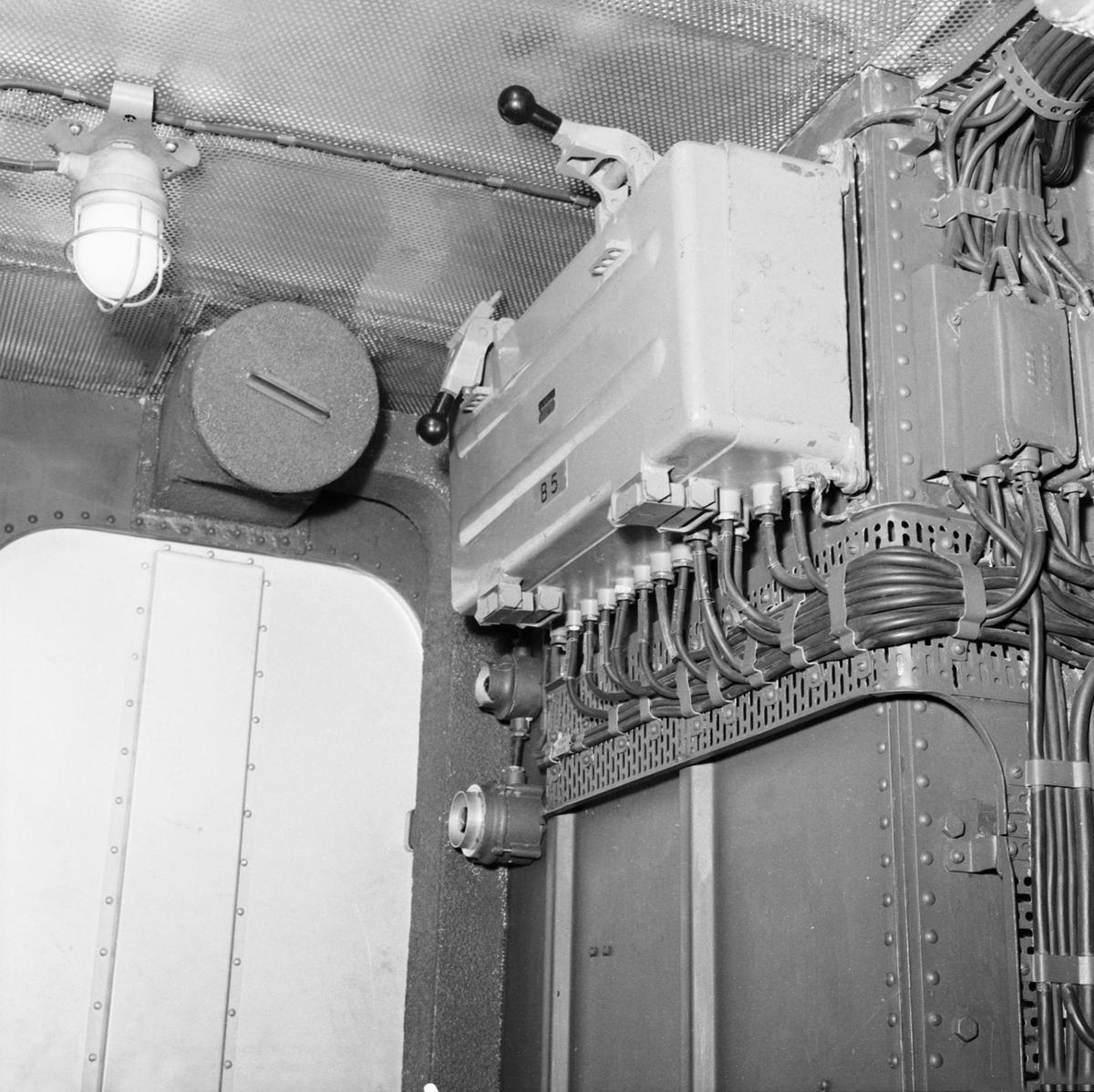 Fartyg: T 110                           Rederi: Kungliga Flottan, Marinen Byggår: 1956 Varv: Lürssen