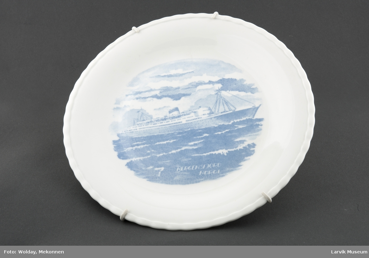 """Bergensfjord"" Norge"