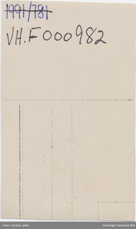 Portrett, Karl Pedersen