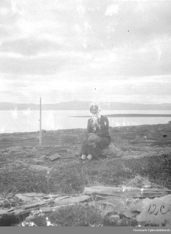Ved Lille Vadsøen 1916