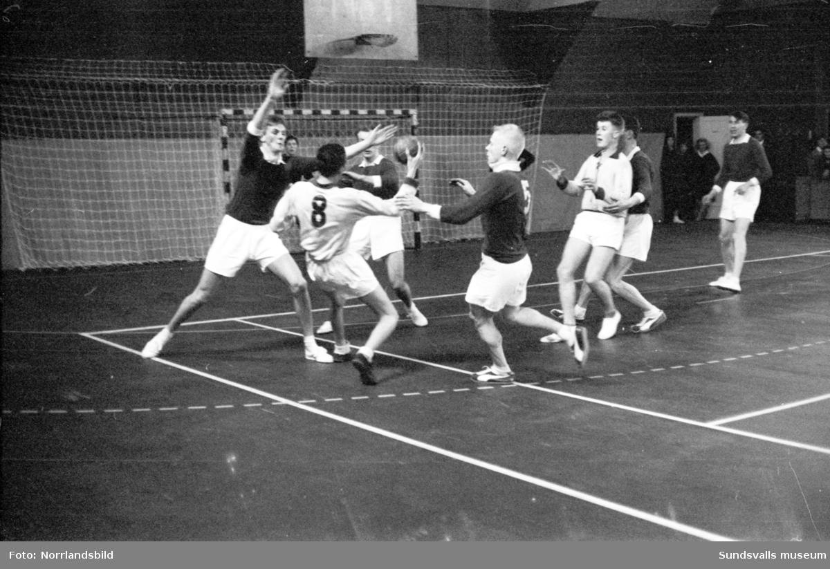 Handboll, Heffners-Gimånäs.
