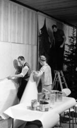 Skönsbergs folkdanslag firar 40-årsjubileum. Bilder från Skö