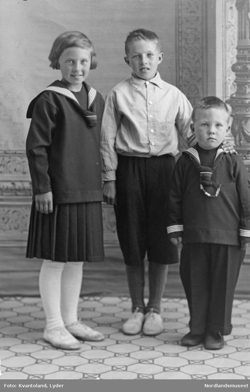 Kvantolands protokoll: Lotte Moan, Røsvik (3 barn)