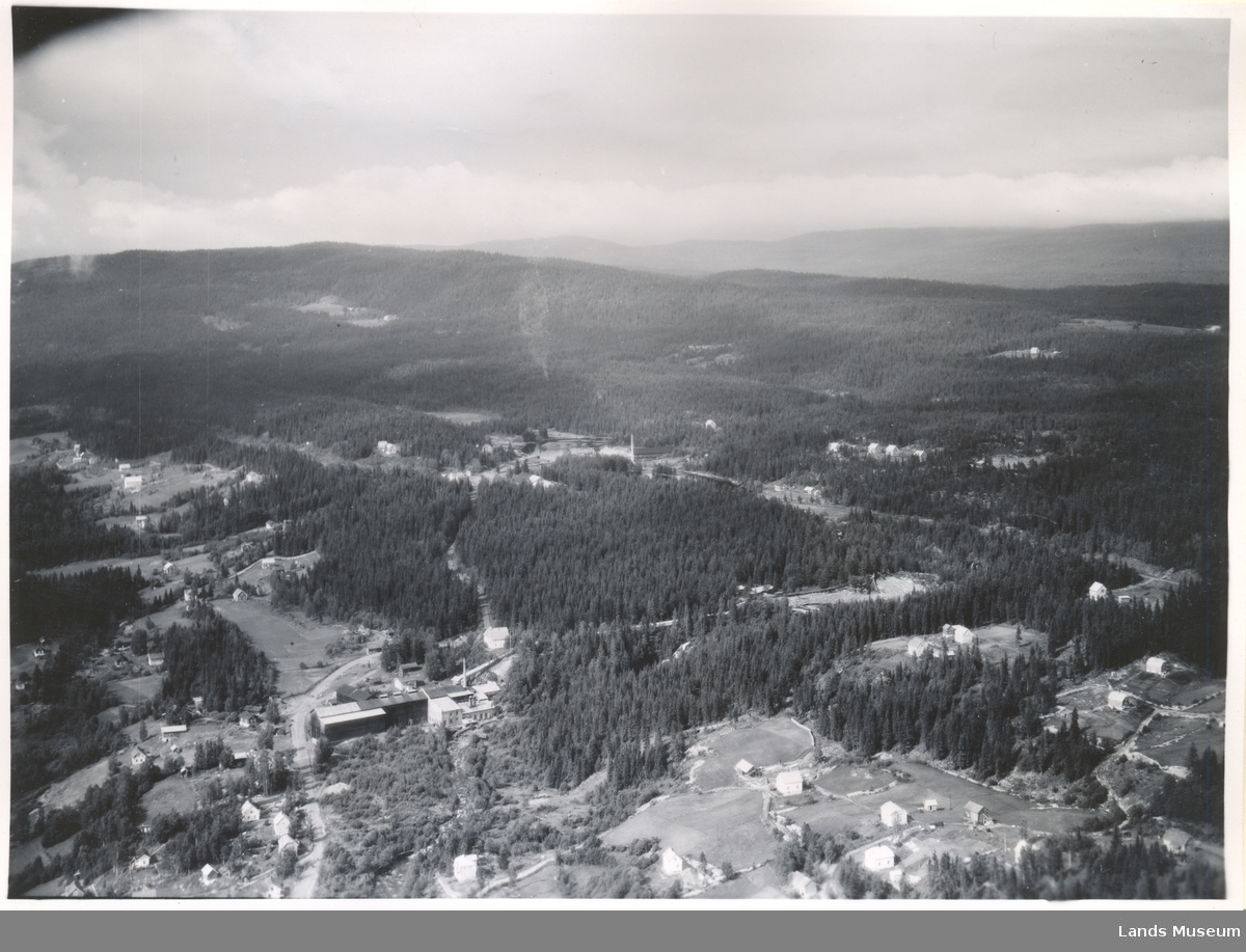Land Træsliperi & papfabrik A/S