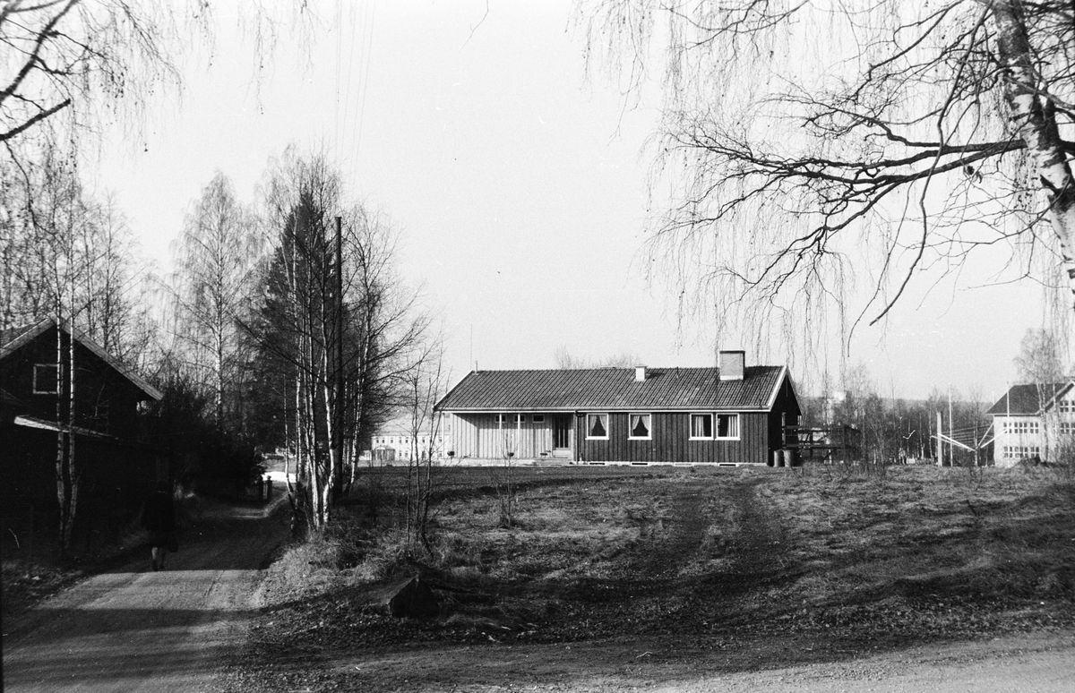 Helge Væringsaasens veg, søndre del. Elverum.