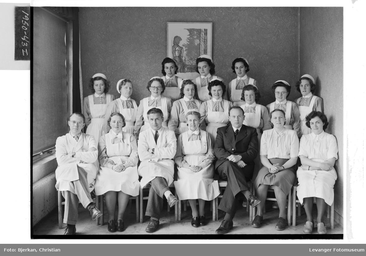 Sykepleiere.