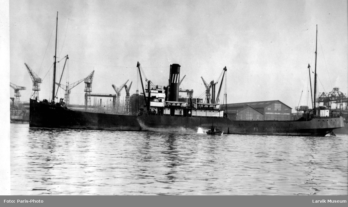 Turbinskipet Fagervik