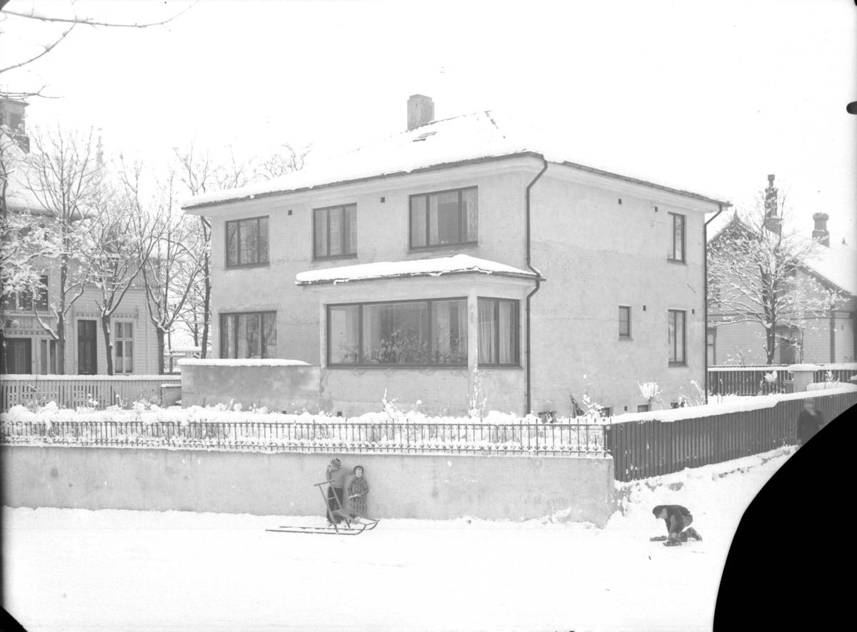Eksteriør - Bolig - Gatemiljø.
