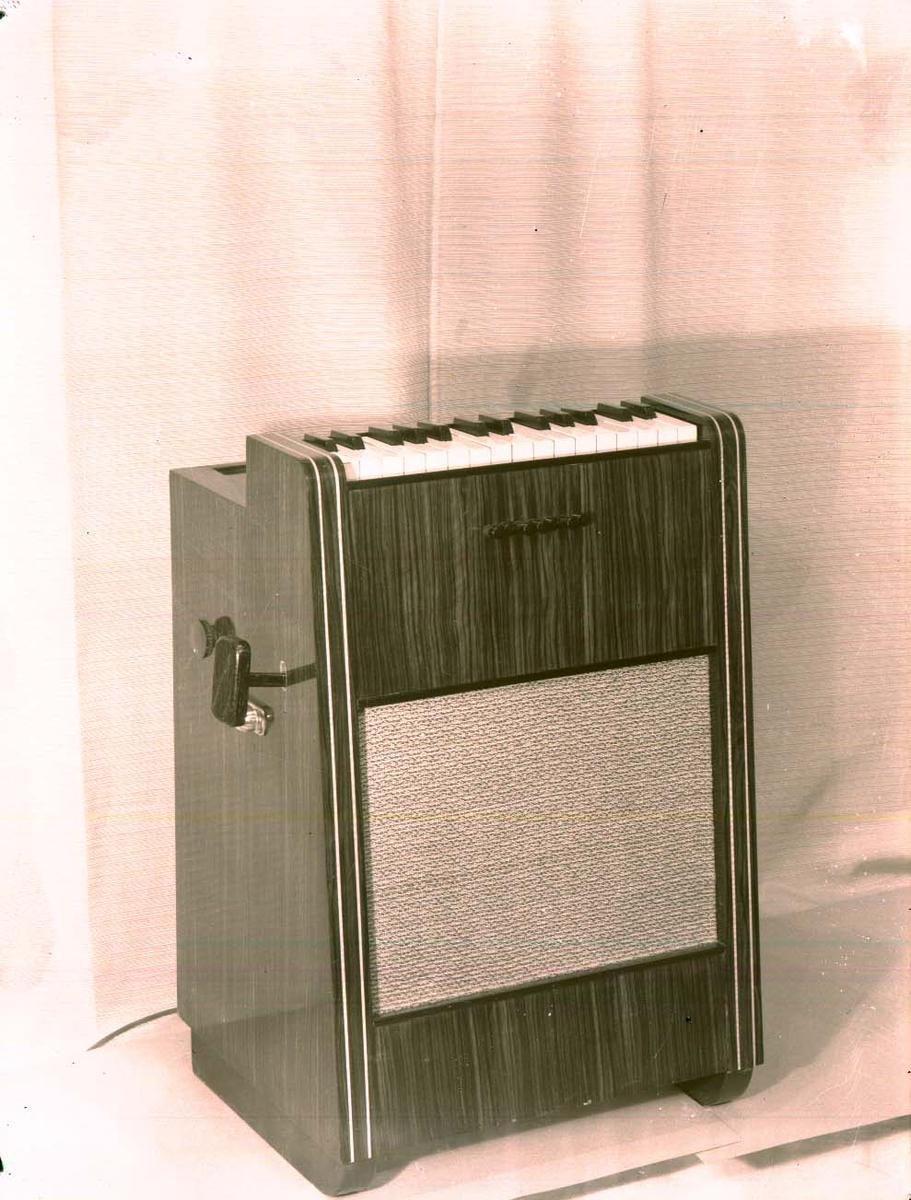 Musikkinstrument.