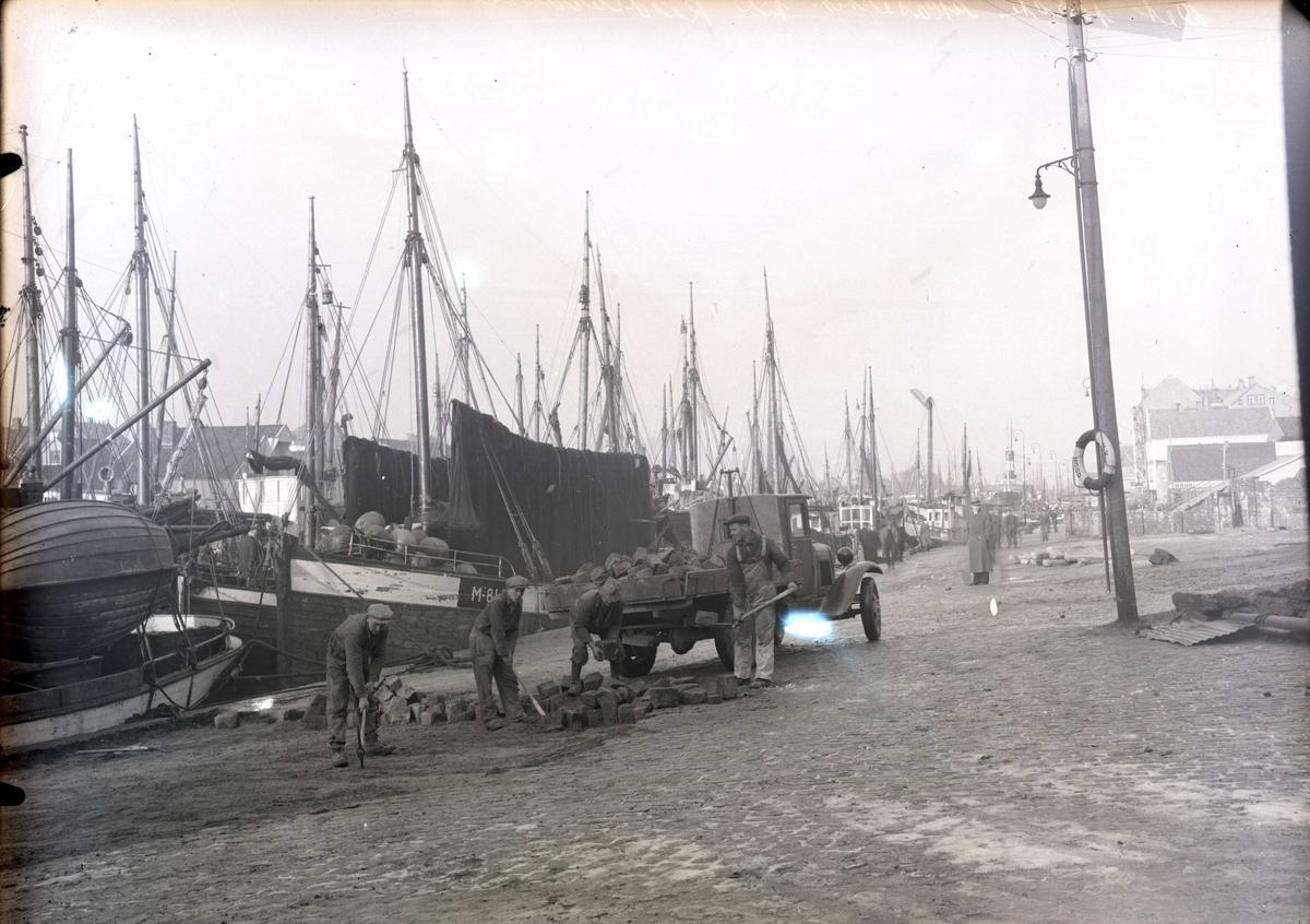 Anlegg - havn - småfartøy