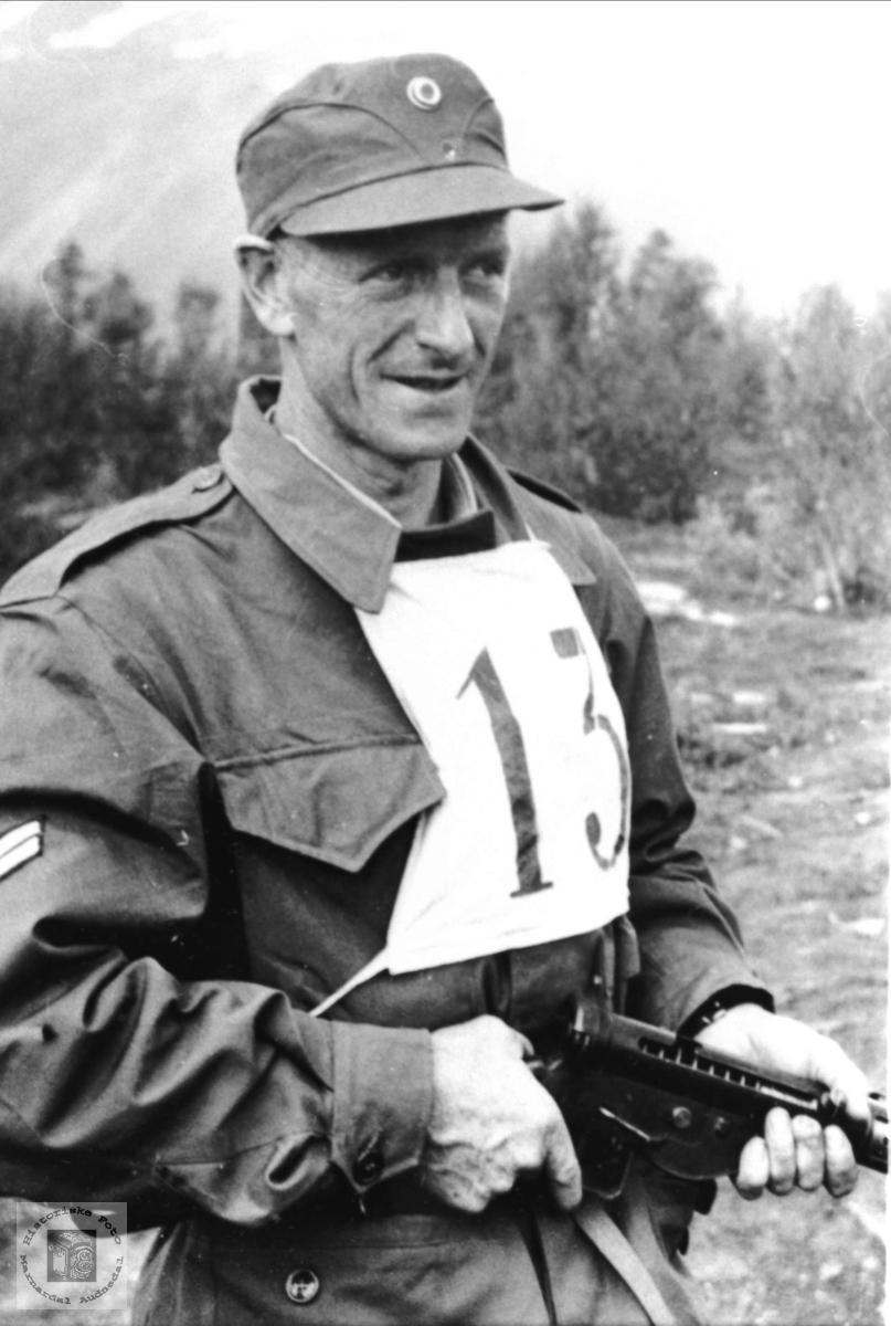 Seierherre, Jan Arnfredson Klamdal