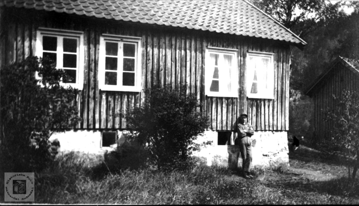 Lian, Øvre Laudal.