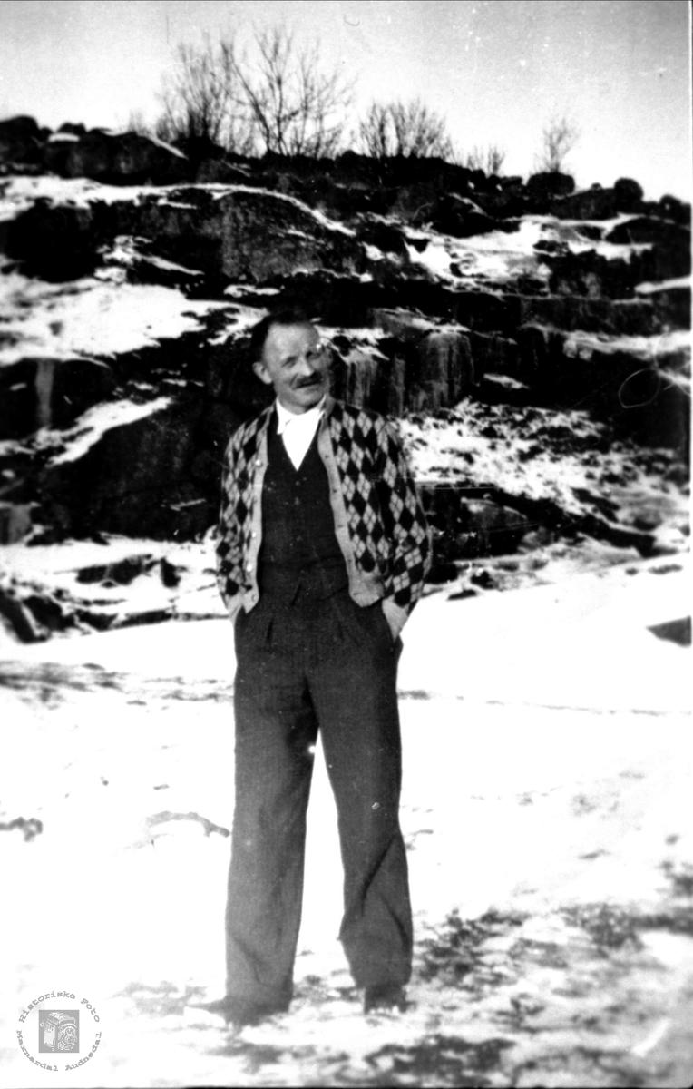Ungkar. Lars Tisland.