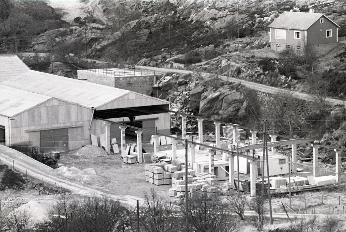 Einar Gaard - Betongindustri - Mølstrevåg.