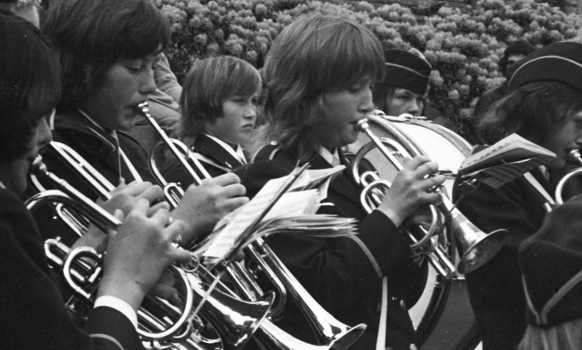 Vats Skolekorps - 10/6-1972.
