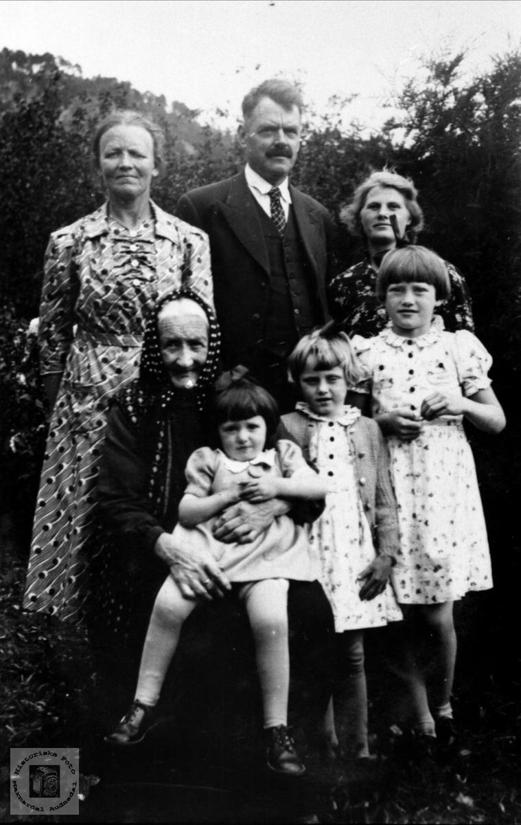 Familiegruppe Usland