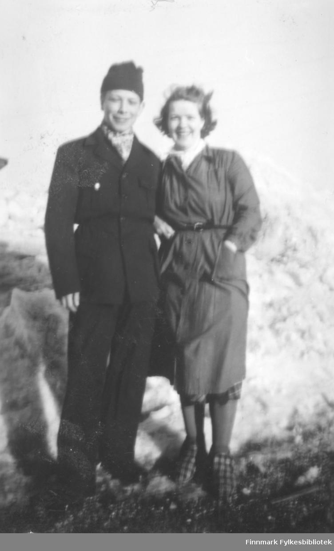 Jan Rognlid og Ragnhild Ebeltoft