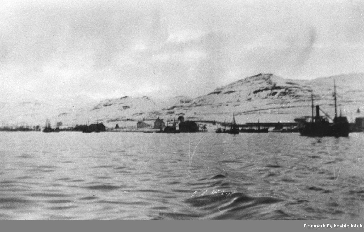 På befaring i Båtsfjord
