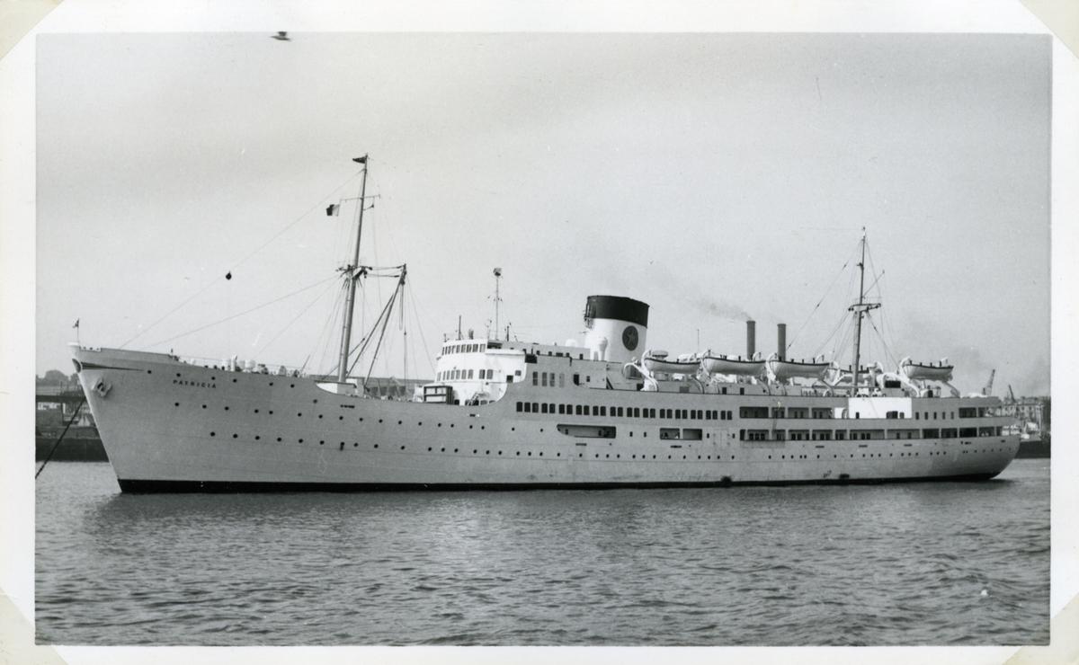 Fotodatum; augusti 1953
